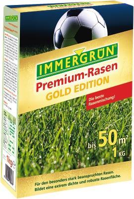 IMMERGRÜN Rasensamen Premium Gold