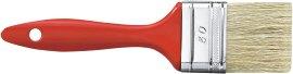 WESTEX Flachpinsel Kunststoffstiel rot