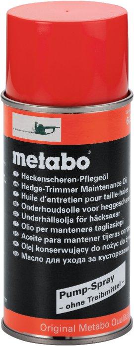 METABO Heckenschere-Pflegeölspray