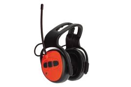 Husqvarna Gehörschutz mit UKW-Radio und Kopfbügel