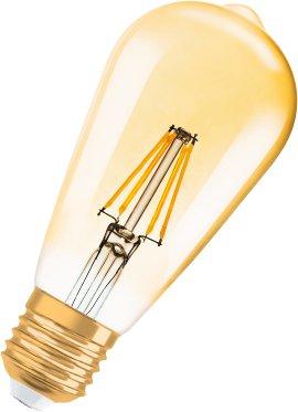 OSRAM LED-Birne VINT1906 FILAMENT E27 7W
