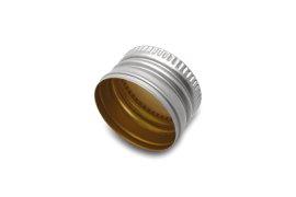 Alu PP 18x12 Silber - 100 St