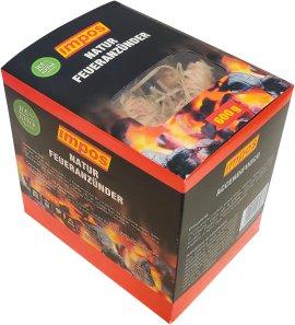 IMPOS Natur-Feueranzünder 600 g