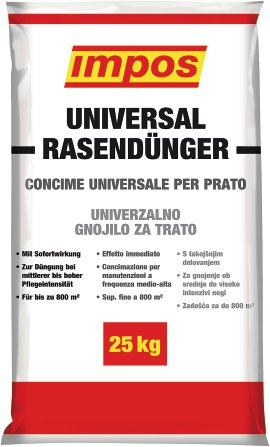 IMPOS Rasendünger 25 kg