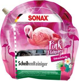 SONAX Scheibenreiniger Pink Flamingo, Gebrauchsfertig