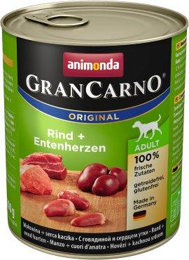 ANIMONDA Grancarno Adult Rind und Ente 800 g