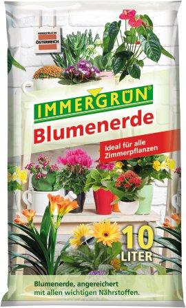 IMMERGRÜN Blumenerde 10 l