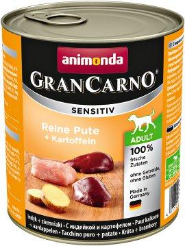 ANIMONDA GranCarno Sensitiv Pute+Kartoffel