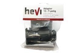 Hevi Adapter 13-7-polig PVC lang