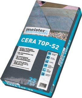 MEISTER CERATOP 2K Fließbettmörtel  Nasskomponente 8,25 kg nur zur gemeinsamen Verwendung mit meister CERATOP Trockenkomponente