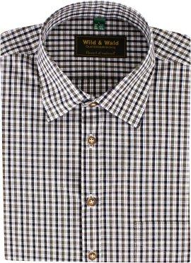 Wild & Wald Hemd Gregor lang