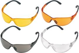 Schutzbrille DYNAMIC Contrast orange