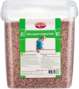 ALPHA Wellensittichfutter 3,5 kg