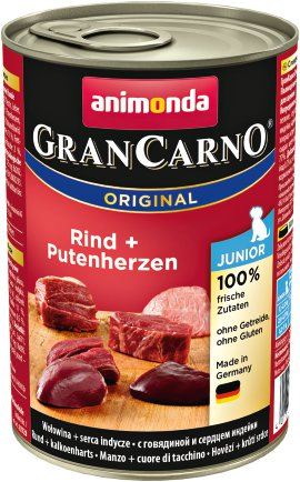 ANIMONDA Hundenahrung GranCarno Junior