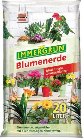 IMMERGRÜN Blumenerde 20 l
