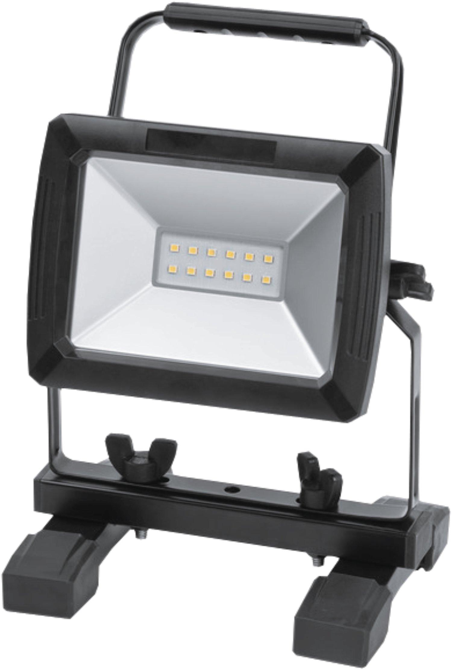 BRENNENSTUHL MOBILE AKKU SMD LED Leuchte ML DA 1206 IP54 10W