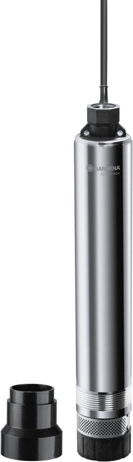 GARDENA Tiefbrunnenpumpe Premium 5500/5 inox