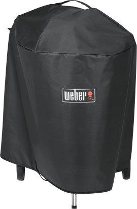 WEBER Abdeckhaube Premium für Holzkohlegrills Master-Touch Premium ø 57 cm