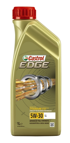 CASTROL Edge 5W-30 LL 1L, Motoröl