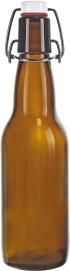 Bierflasche mit Bügelverschluss 330ml 12 Stück