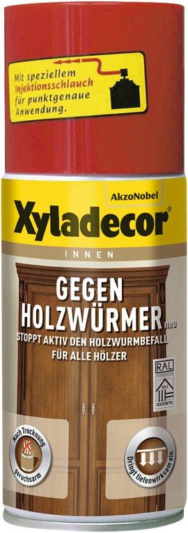 XYLADECOR Gegen Holzwürmer, 125 ml