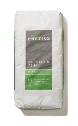 PREZISO Kieselgur fein 15kg