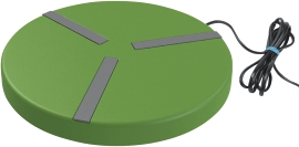 Heizplatte für Geflügeltränken  Ø 25cm
