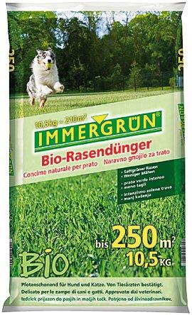 IMMERGRÜN Bio-Rasendünger