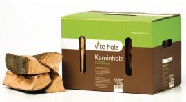 VITA HOLZ Kaminholz 12KG