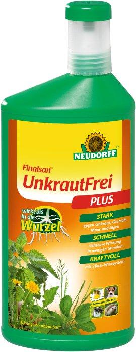 NEUDORFF UnkrautFrei Plus Finalsan Konzentrat 1 l