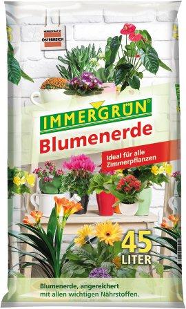 IMMERGRÜN Blumenerde 45 l