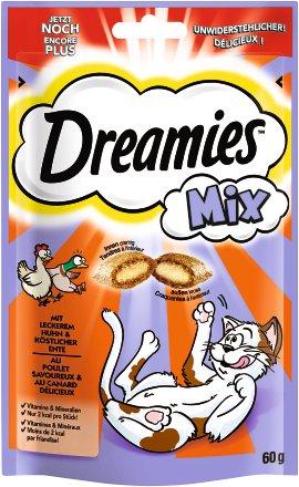 DREAMIES Mix mit Huhn und Ente 60 g