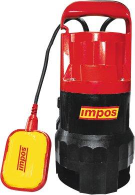 IMPOS Schmutzwassertauchpumpe GS 4000