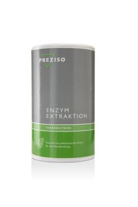 PREZISO Enzym Extraktion