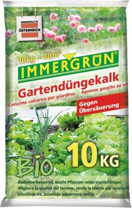 IMMERGRÜN Düngekalk 10 kg