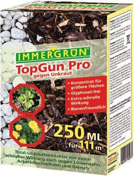 IMMERGRÜN Unkrautvernichter TopGun Pro 250 ml