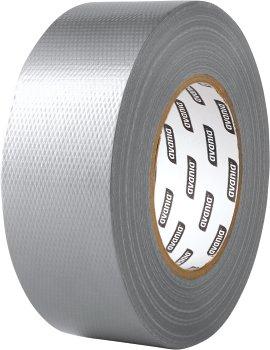 AVANIA Gewebeband Silber 50 mm