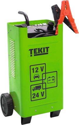 TEKIT Start+Ladegerät V421C