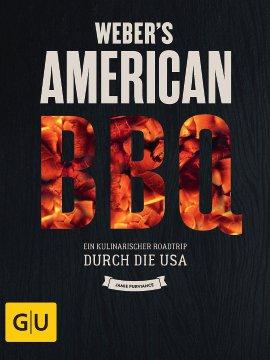 WEBER Grillbuch Weber's American Barbecue