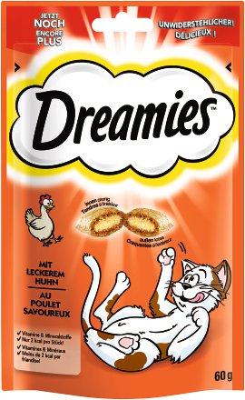 DREAMIES mit Huhn 60 g