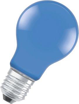 OSRAM LED-Birne STAR CLA DEC-blau E27 2,5W
