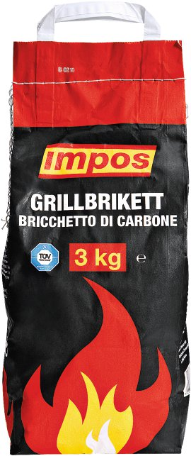 IMPOS Grillbriketts