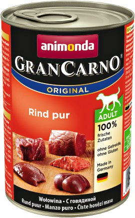 ANIMONDA GranCarno Adult Rind Pur