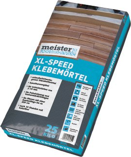 MEISTER XL-Speed Klebemörtel