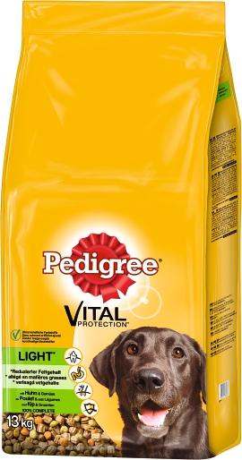 PEDIGREE Hundenahrung Adult Huhn Light