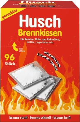 HUSCH Brennkissen 96 Stück
