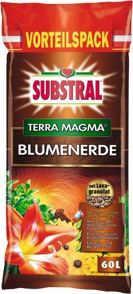 SUBSTRAL Blumenerde Terra Magma 60 l