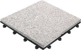PLASTOFORM Florco® Steinfliese Granit 30x30 cm