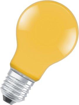 OSRAM LED-Birne STAR CLA DEC-gelb E27 2,5W