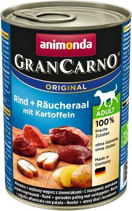 ANIMONDO GranCarno Adult Rind+Aal+Kartoffel